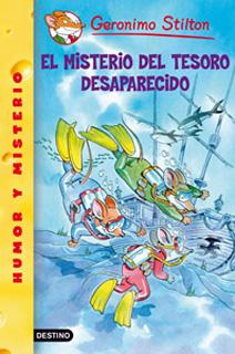 EL MISTERIO DEL TESORO DESAPARECIDO