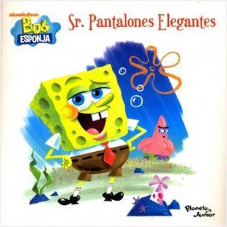 BOB ESPONJA: SR. PANTALONES ELEGANTES