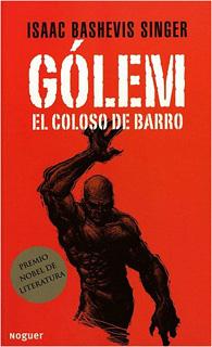 GOLEM: EL COLOSO DE BARRO