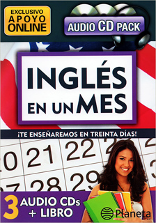 INGLES EN UN MES: AUDIO CD PACK