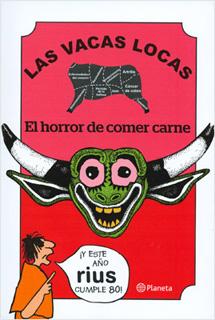 LAS VACAS LOCAS: EL HORROR DE COMER CARNE