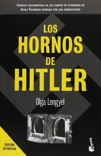 LOS HORNOS DE HITLER (BOLSILLO)