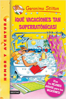 QUE VACACIONES TAN SUPERRATONICAS!