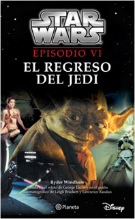 STAR WARS EPISODIO VI: EL REGRESO DEL JEDI