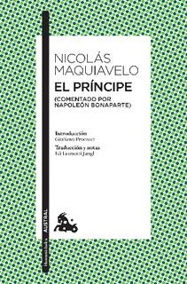 EL PRINCIPE: COMENTADO POR NAPOLEON BONAPARTE