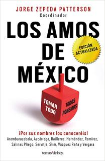 LOS AMOS DE MEXICO (ED. ACTUALIZADA)