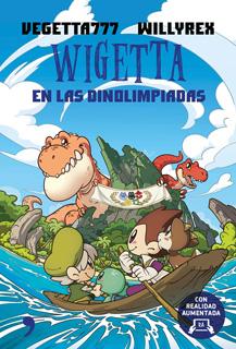 WIGETTA (5) EN LAS DINOLIMPIADAS