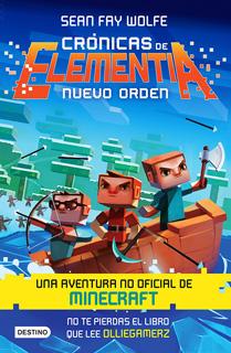 CRONICAS DE ELEMENTIA 2: NUEVO ORDEN