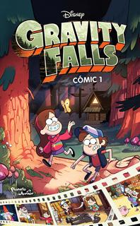 GRAVITY FALLS: COMIC 1