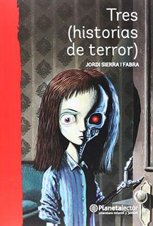 TRES: HISTORIAS DE TERROR (PLANETA ROJO)