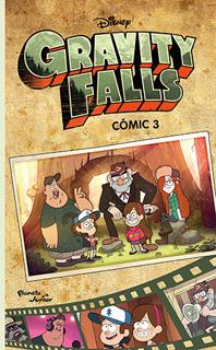 GRAVITY FALLS: COMIC 3