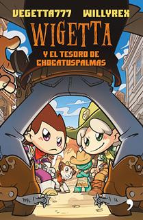 WIGETTA (10) Y EL TESORO DE CHOCATUSPALMAS