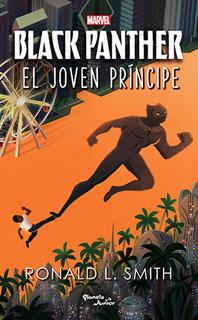 BLACK PANTHER: EL JOVEN PRINCIPE