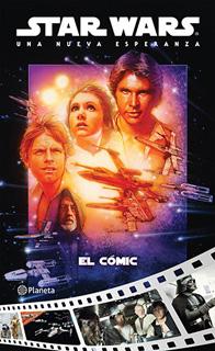 STAR WARS: UNA NUEVA ESPERANZA, EL COMIC