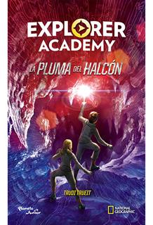 EXPLORER ACADEMY VOL. 2: LA PLUMA DEL HALCON