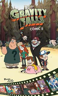 GRAVITY FALLS COMIC 5