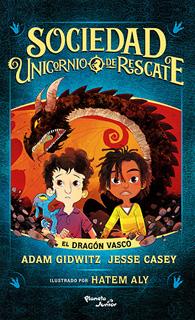 SOCIEDAD UNICORNIO DE RESCATE: EL DRAGON VASCO