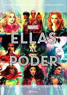 MARVEL: ELLAS AL PODER
