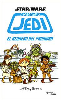 STAR WARS: ACADEMIA JEDI 2, EL REGRESO DEL PADAWAN