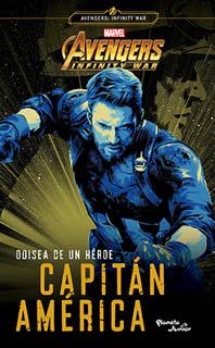 ODISEA DE UN HEROE: CAPITAN AMERICA