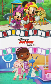 DISNEY JUNIOR COMIC 2: MICKEY  MOUSE - DOCTORA...