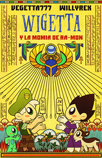 WIGETTA (12) Y LA MOMIA DE RA-MON