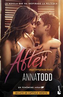 AFTER 1: AQUI EMPIEZA TODO (PORTADA PELICULA)