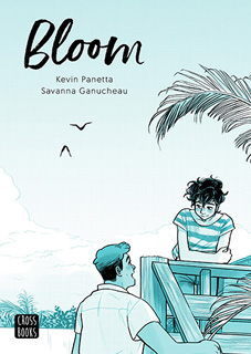 BLOOM (NOVELA GRAFICA)