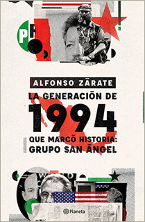 LA GENERACION DE 1994 QUE MARCO HISTORIA: GRUPO...