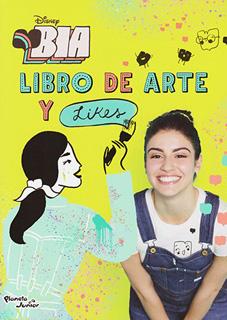 BIA: LIBRO DE ARTE Y LIKES