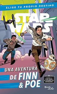 STAR WARS: UNA AVENTURA DE FINN Y POE