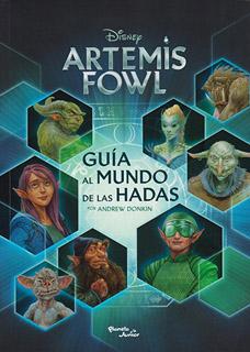ARTEMIS FOWL: GUIA AL MUNDO DE LAS HADAS