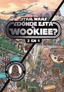 ¿DONDE ESTA EL WOOKIEE? 2 EN 1