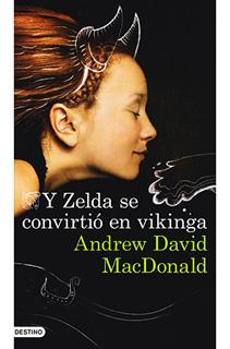 Y ZELDA SE CONVIRTIO EN VIKINGA