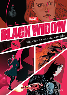BLACK WIDOW: SECRETOS DE UNA SUPERESPIA