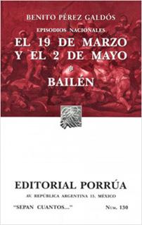 EPISODIOS NACIONALES: EL 19 DE MARZO Y EL 2 DE...