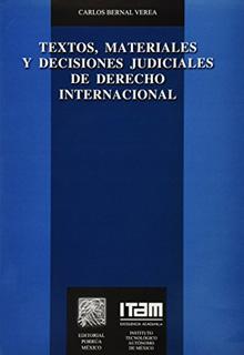 TEXTOS MATERIALES Y DECISIONES JUDICIALES DE...