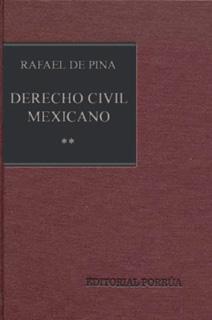 DERECHO CIVIL MEXICANO 2: BIENES Y SUCESIONES