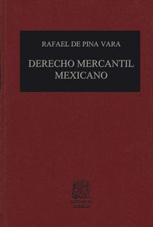 ELEMENTOS DE DERECHO MERCANTIL MEXICANO