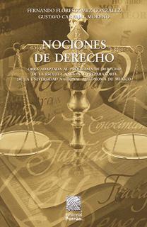 NOCIONES DE DERECHO