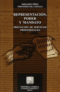 REPRESENTACION PODER Y MANDATO