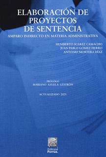 ELABORACION DE PROYECTOS DE SENTENCIA: AMPARO...