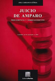 JUICIO DE AMPARO: PROCEDENCIA Y SOBRESEIMIENTO