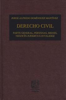 DERECHO CIVIL: PARTE GENERAL, PERSONAS, BIENES,...