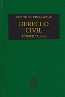 DERECHO CIVIL PRIMER CURSO: PARTE GENERAL,...