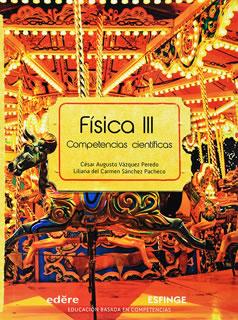 FISICA 3 COMPETENCIAS CIENTIFICAS