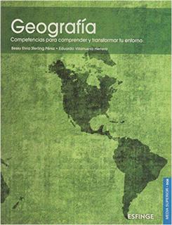 GEOGRAFIA: COMPETENCIAS PARA COMPRENDER Y...