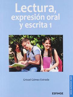 LECTURA Y EXPRESION ORAL Y ESCRITA 1 ( LEOYE )