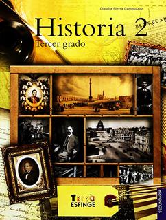 HISTORIA 2 PARA 3 SECUNDARIA (TERRA ESFINGE)