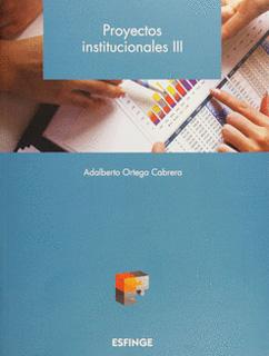 PROYECTOS INSTITUCIONALES 3